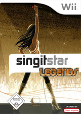SingItStar Legends CUSTOM cover (SISLOH)