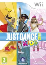 Just Dance Kids 2014 Wii cover (SJ7P41)