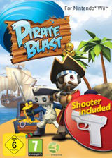 Pirate Blast Wii cover (SKXPFH)