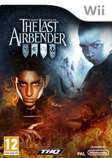 The Last Airbender: Special Edition Wii cover (SLAX78)