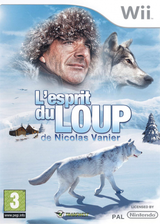 The Spirit of the Wolf Wii cover (SLPP5D)