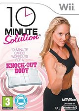 10 Minute Solution Wii cover (SM2P52)