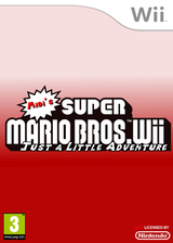 Midi's Super Mario Bros. Wii Just A Little Adventure CUSTOM cover (SMNPMI)