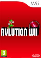 RVLution Wii CUSTOM cover (SMNPRV)