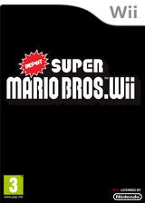 Depot Super Mario Bros. Wii CUSTOM cover (SMNPZW)