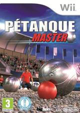 Pétanque Master Wii cover (SP4PJW)