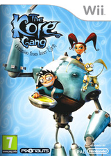The Kore Gang: Outvasion From Inner Earth Wii cover (SP5PVV)