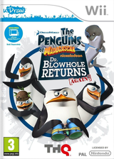 The Penguins of Madagascar: Dr. Blowhole Returns Again! Wii cover (SP8P78)