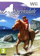 Springdale: Riding Adventures Wii cover (SPKXPV)