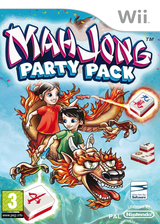 Mahjong Party Pack Wii cover (SPMPWP)