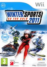 Winter Sports 2011: Go for Gold Wii cover (SPOPFR)