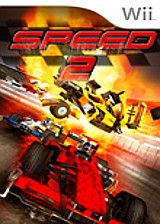 Speed 2 Wii cover (SQPPX4)
