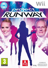 Project Runway Wii cover (SRNP70)