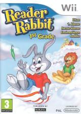 Reader Rabbit 1st Grade Wii cover (SRTXNL)