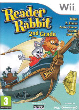 Reader Rabbit 2nd Grade Wii cover (SRWXNL)