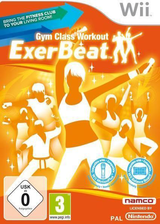 ExerBeat: Gym Class Workout Wii cover (SRYPAF)