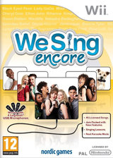 We Sing: Encore Wii cover (SSEDNG)