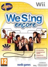 We Sing: Encore Wii cover (SSEVNG)