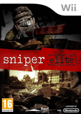 Sniper Elite Wii cover (SSNPHY)