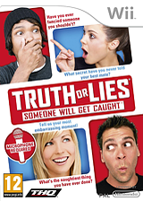 Truth or Lies Wii cover (STLP78)
