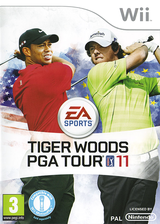 Tiger Woods PGA Tour 11 Wii cover (STWP69)