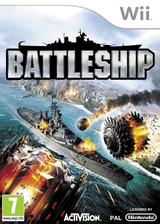 Battleship Wii cover (SVBP52)