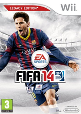 FIFA 14 - Legacy Edition Wii cover (SVHP69)