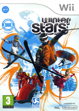 Winter Stars Wii cover (SW3PKM)