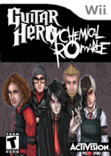 Guitar Hero III Custom : My Chemical Romance CUSTOM cover (SXFF52)