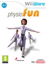 Physiofun - Balance Training WiiWare cover (W2FP)
