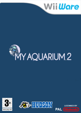 My Aquarium 2 WiiWare cover (W2OP)