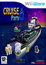 Cruise Party WiiWare cover (W9UP)