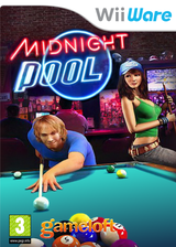 Midnight Pool WiiWare cover (WB7P)