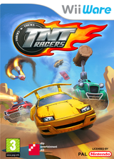 TNT Racers WiiWare cover (WENP)
