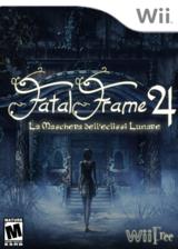 Fatal Frame 4: Mask of the Lunar Eclipse CUSTOM cover (WFFF4I)