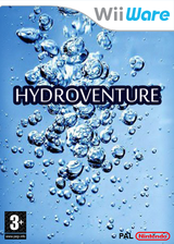 Hydroventure WiiWare cover (WFLP)