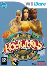HoopWorld: BasketBrawl WiiWare cover (WHWP)