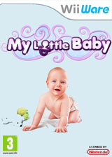 My Little Baby WiiWare cover (WM2P)