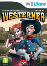 Fenimore Fillmore: The Westerner WiiWare cover (WTWP)