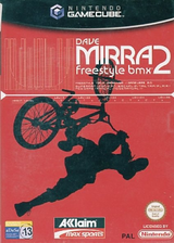 Dave Mirra Freestyle BMX 2 GameCube cover (GBXP51)