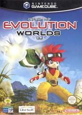Evolution Worlds GameCube cover (GEWP41)