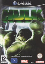 Hulk GameCube cover (GHKS7D)