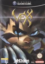 Vexx GameCube cover (GJXP51)