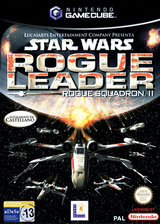 Star Wars Rogue Leader: Rogue Squadron II GameCube cover (GSWS64)