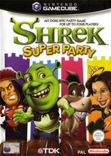Shrek: Super Party GameCube cover (GSYP6S)
