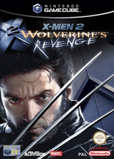 X-Men 2 : Wolverine's Revenge GameCube cover (GWVX52)