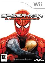 Spider-Man: El Reino de las Sombras Wii cover (R3SP52)