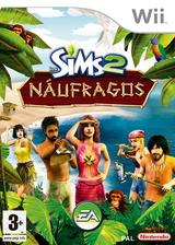 Los Sims 2: Náufragos Wii cover (R42P69)