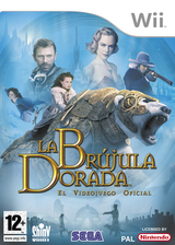 La Brújula Dorada Wii cover (R5AP8P)