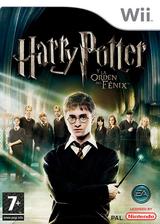 Harry Potter y la Orden del Fénix Wii cover (R5PP69)